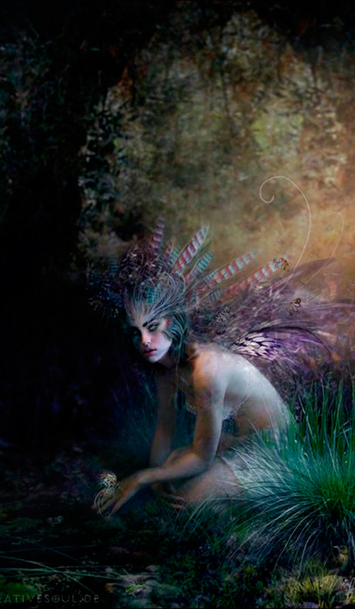 Enter the Fae on Pinterest | Brian Froud, The Forest and ...